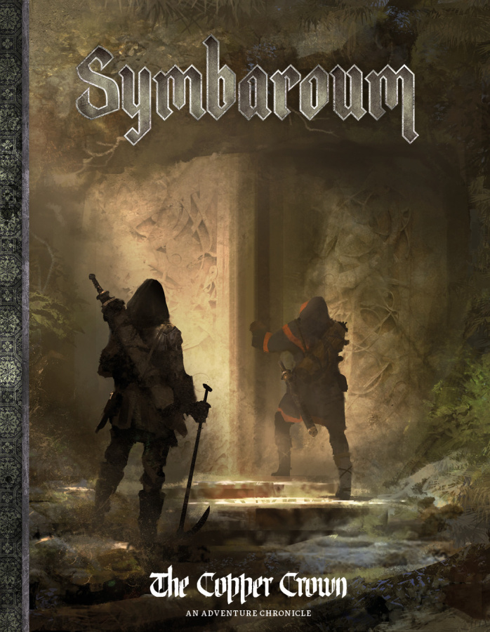 Symbaroum RPG: The Copper Crown