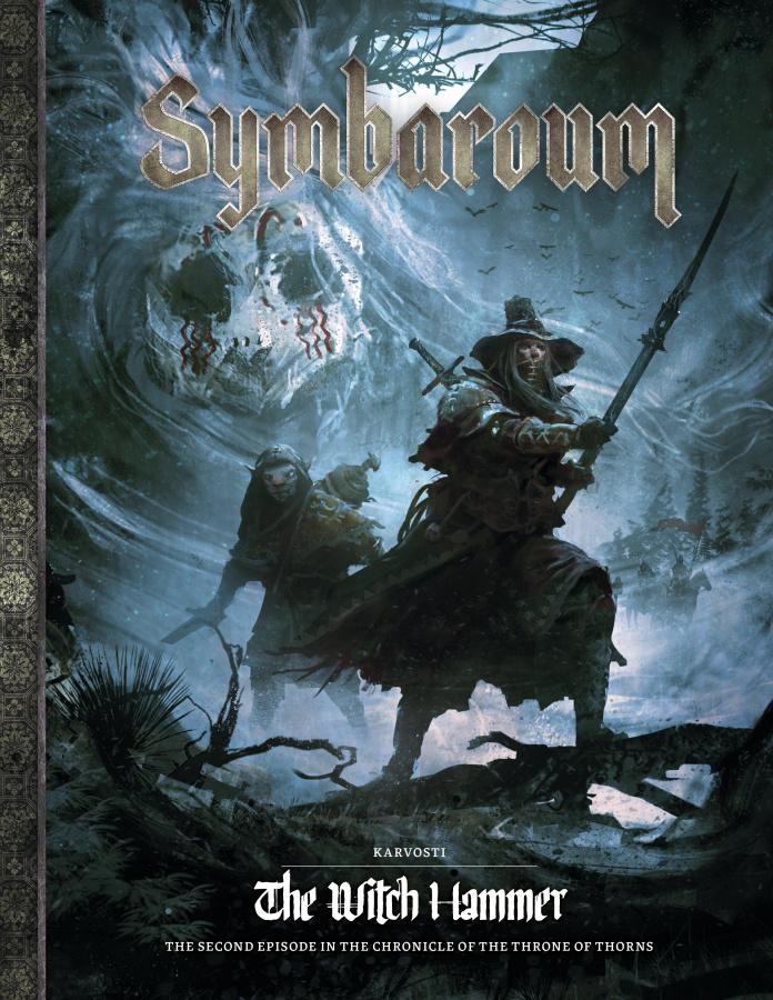 Symbaroum RPG: Karvosti - The Witch Hammer