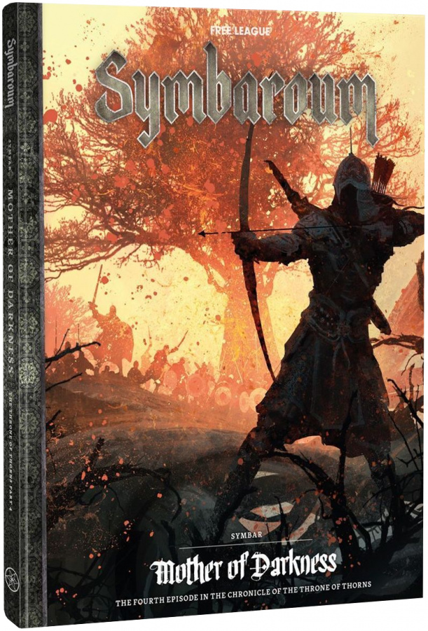 Symbaroum RPG: Mother of Darkness