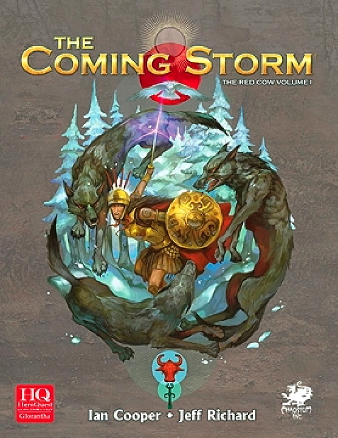 Glorantha RPG: The Coming Storm - The Red Cow Volume 1