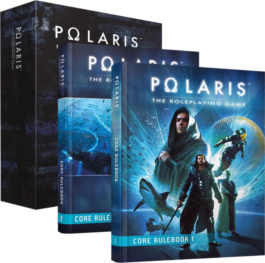 Polaris RPG: Core Rulebooks