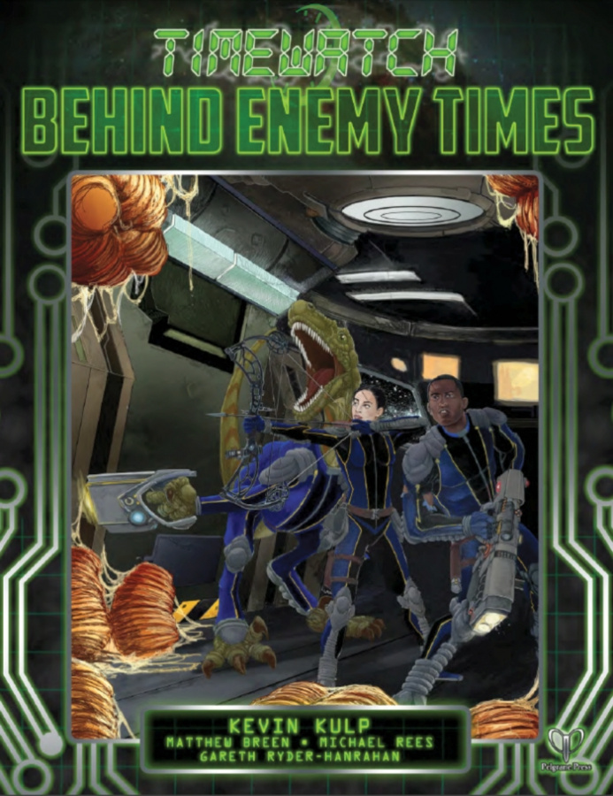 TimeWatch RPG: Behind Enemy Times