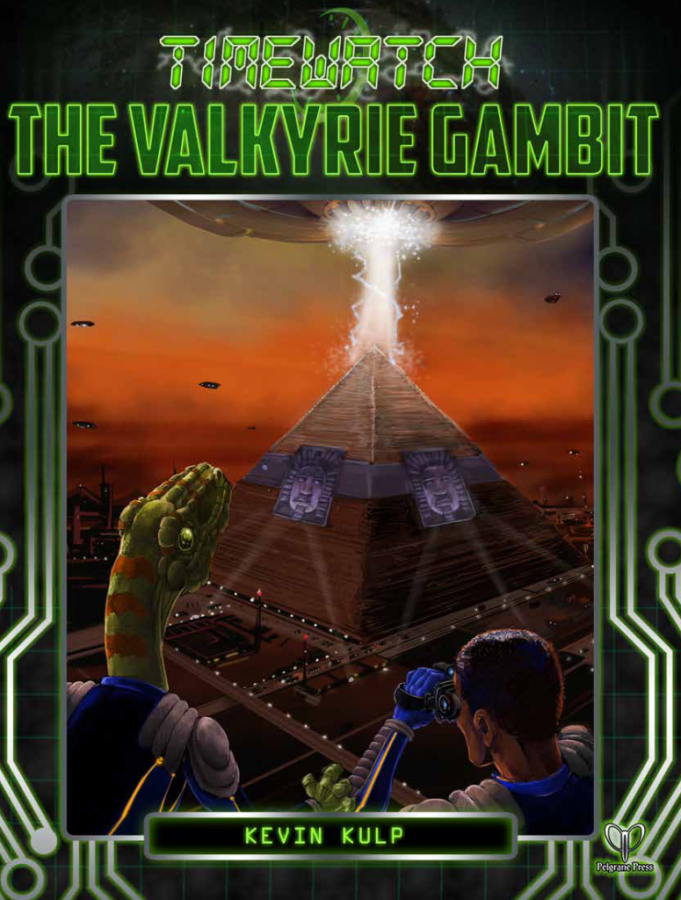 TimeWatch RPG: The Valkyrie Gambit