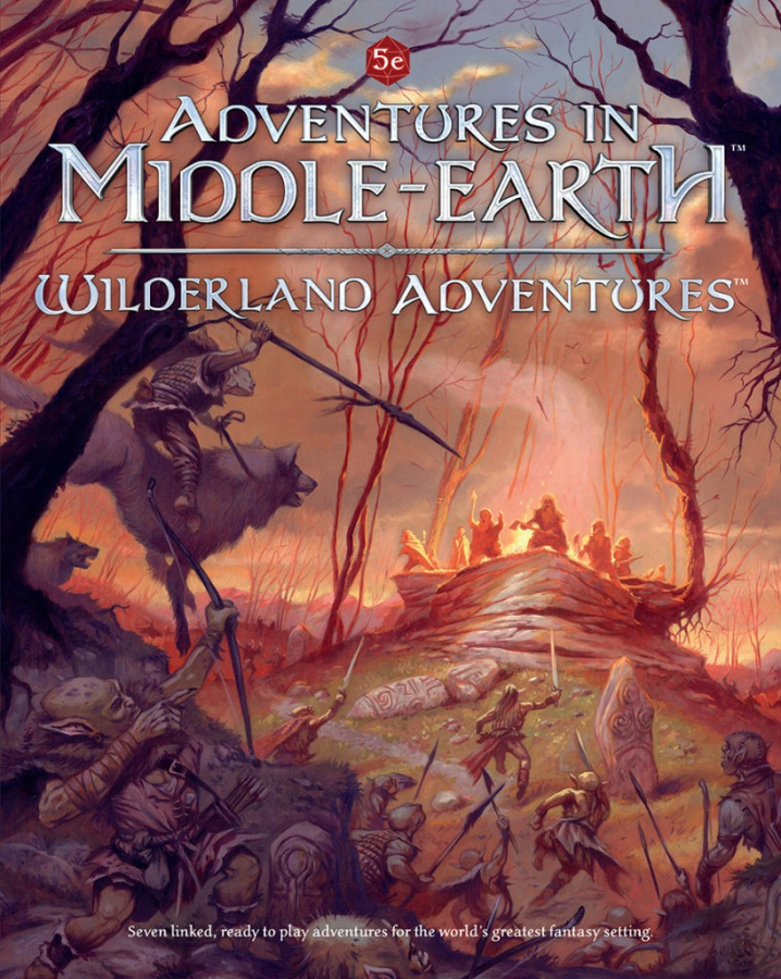 Adventures in Middle-earth RPG: Wilderland Adventures