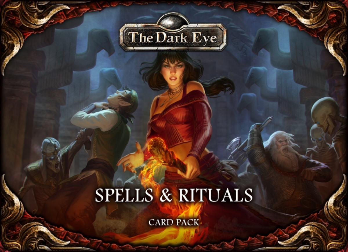The Dark Eye - Spells & Rituals
