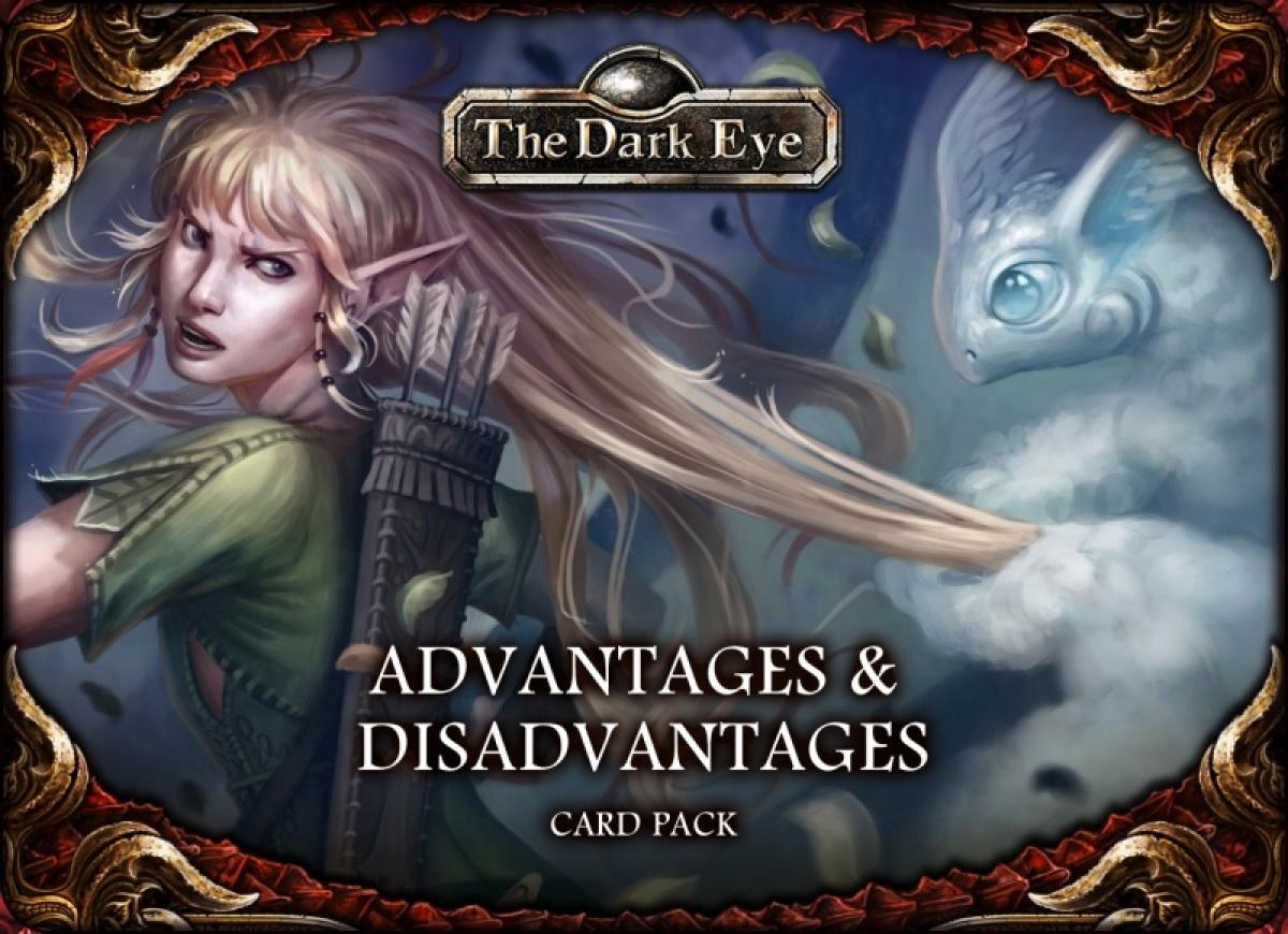 The Dark Eye - Advantages & Disadvantages