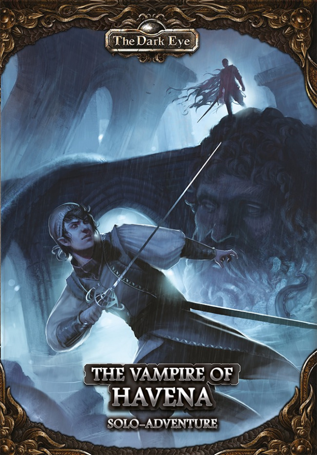 The Dark Eye - The Vampire of Havena: Solo Adventure