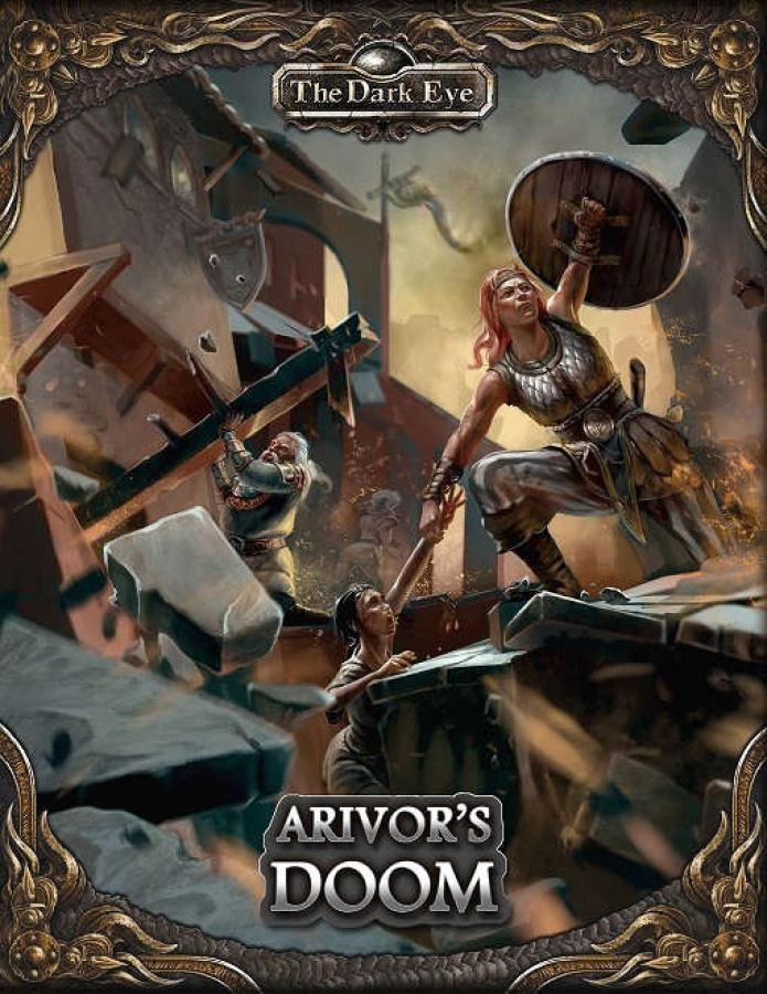 The Dark Eye - Arivor's Doom
