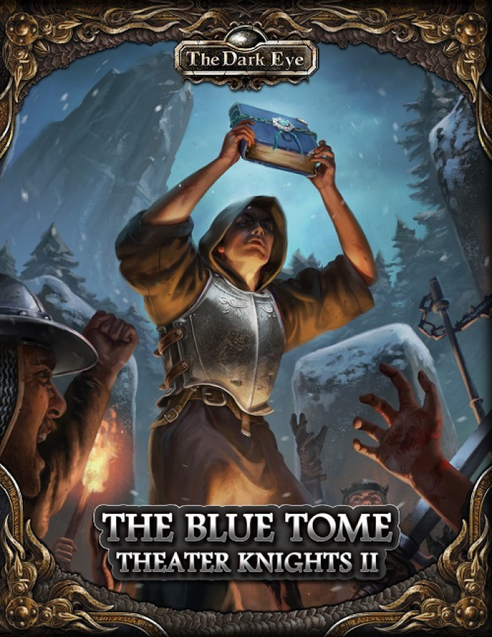 The Dark Eye - The Blue Tome - Theater Knights II