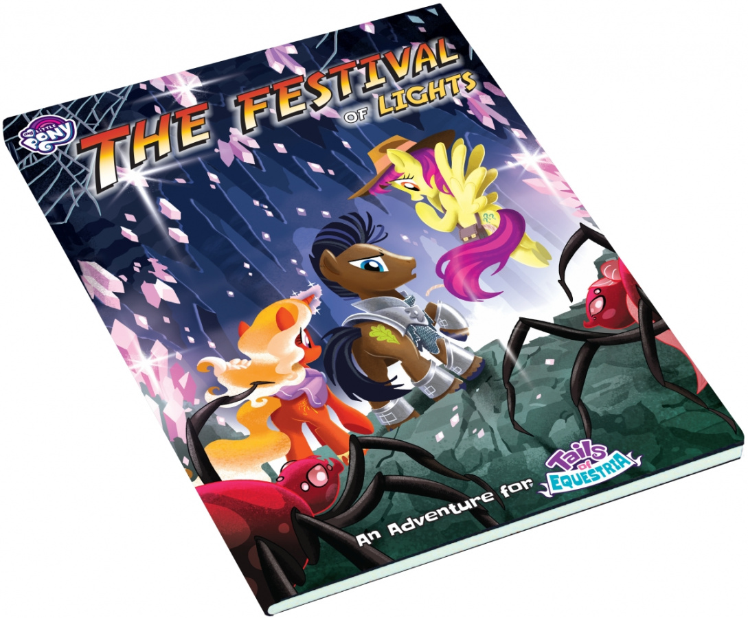 My Little Pony: Tails of Equestria RPG - The Festival of Lights