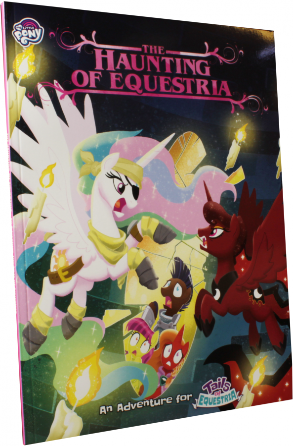 My Little Pony: Tails of Equestria RPG - The Haunting of Equestria