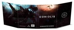 Coriolis RPG - Gamemaster Screen