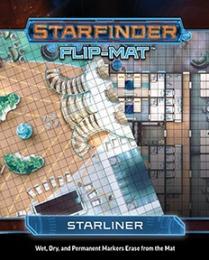 Starfinder RPG: Flip-Mat - Starliner