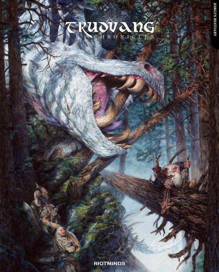 Trudvang Chronicles: Jorgi's Bestiary