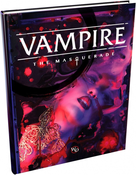 Vampire: The Masquerade 5th Edition - Core Book