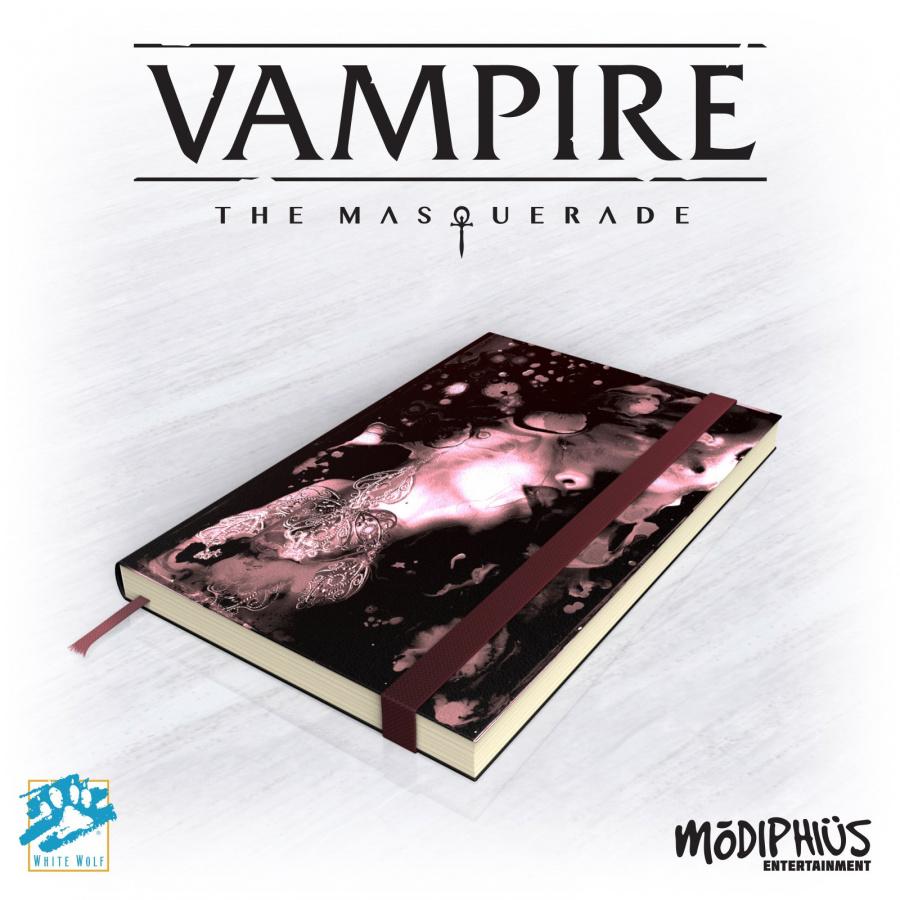 Vampire: The Masquerade - Notebook