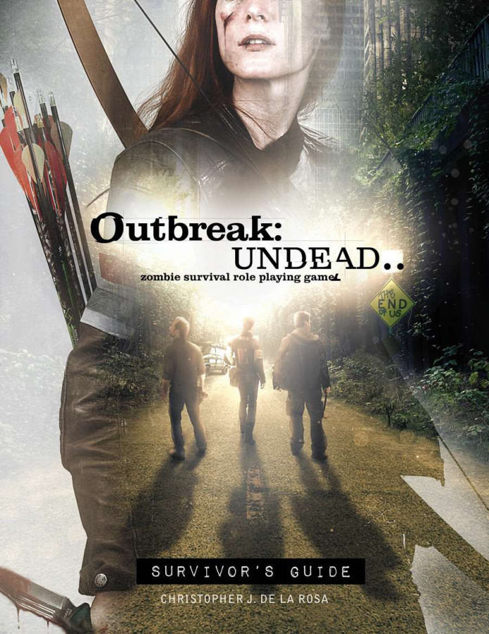 Outbreak: Undead (2nd edition) - Survivor's Guide
