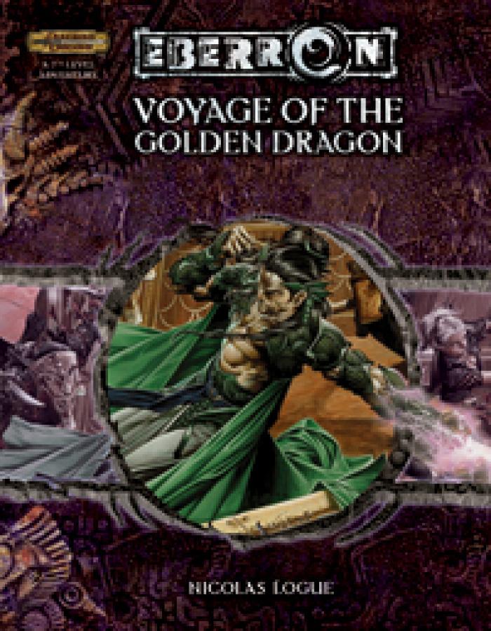 Eberron Voyage of the Golden Dragon