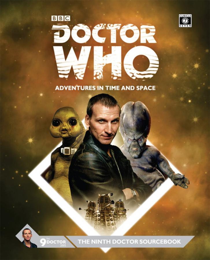 Doctor Who Ninth Doctor Sourcebook