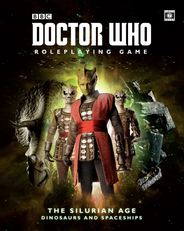 Doctor Who RPG - The Siluran Age