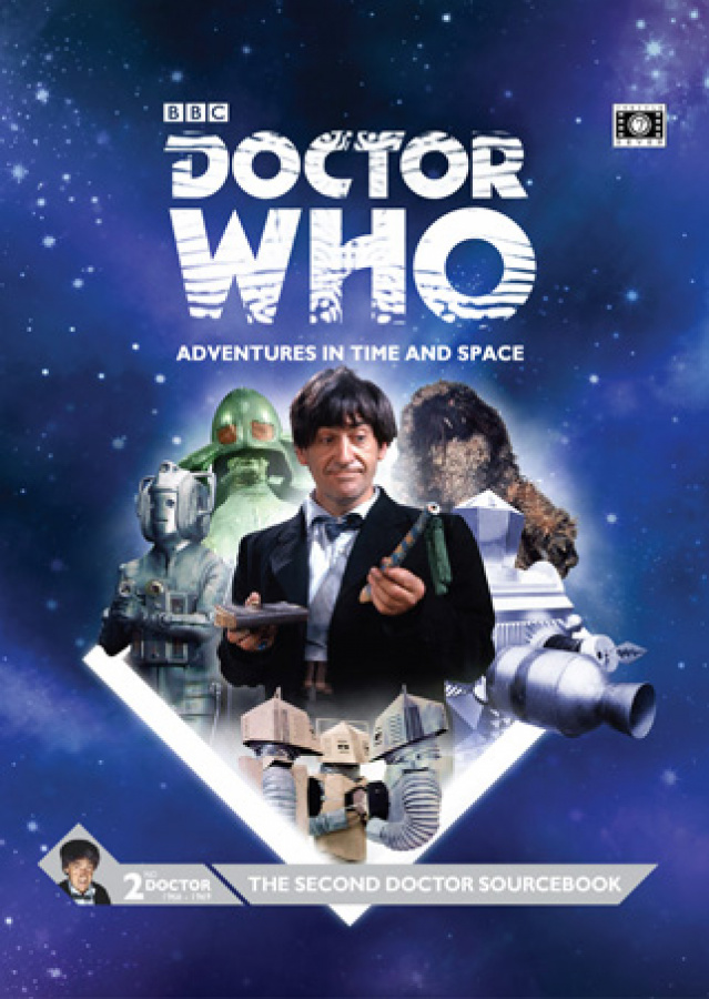 Doctor Who Second Doctor Sourcebook