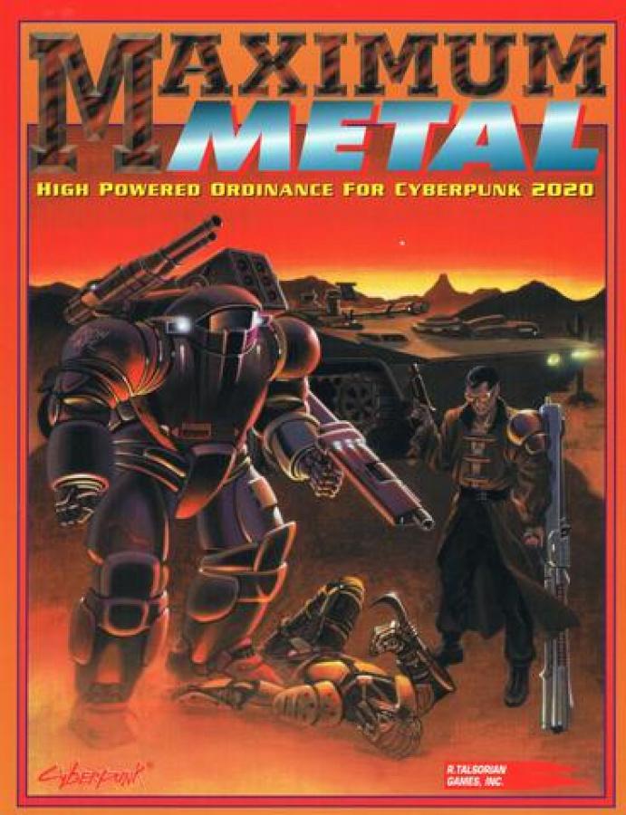 Cyberpunk 2020: Maximum Metal
