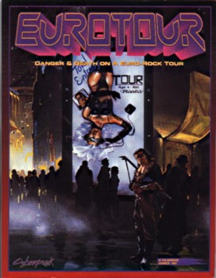 Cyberpunk 2020: Eurotour