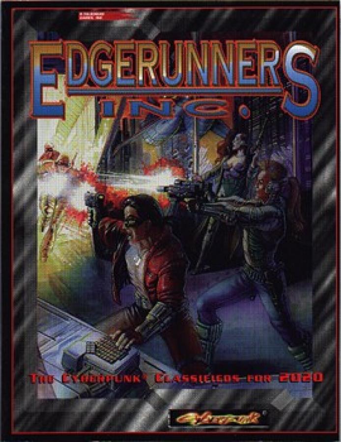 Cyberpunk 2020: Edgerunners, Inc.