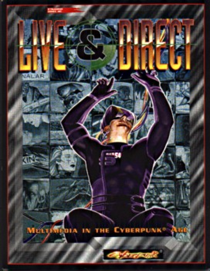 Cyberpunk 2020: Live and Direct