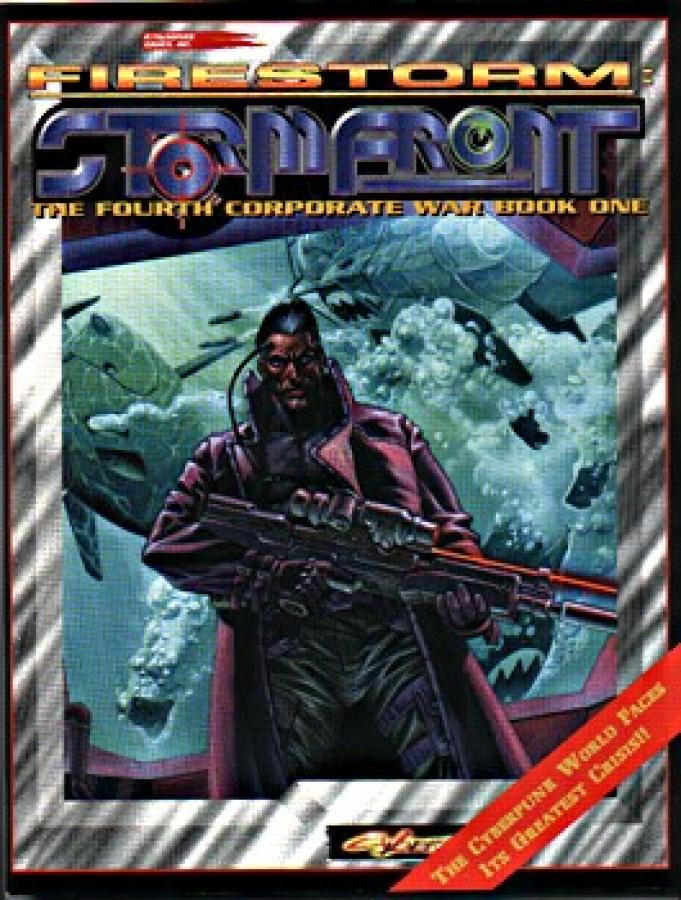 Cyberpunk 2020: Firestorm: Stormfront