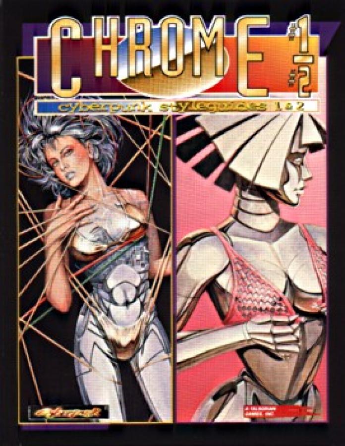 Cyberpunk 2020: Chromebook 1/2