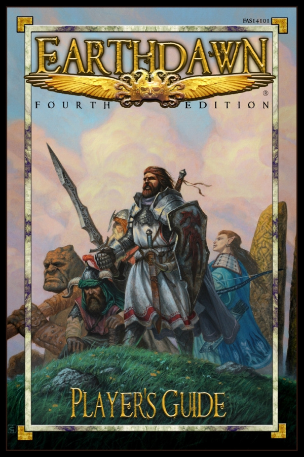 Earthdawn: Fourth Edition - Player's Guide