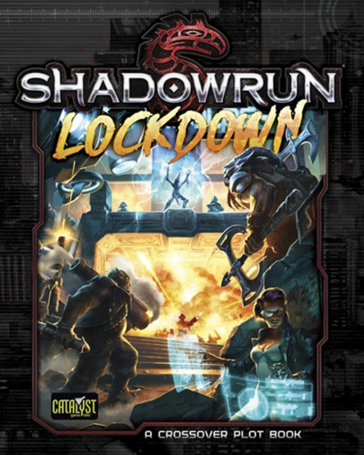 Shadowrun 5th: Lockdown