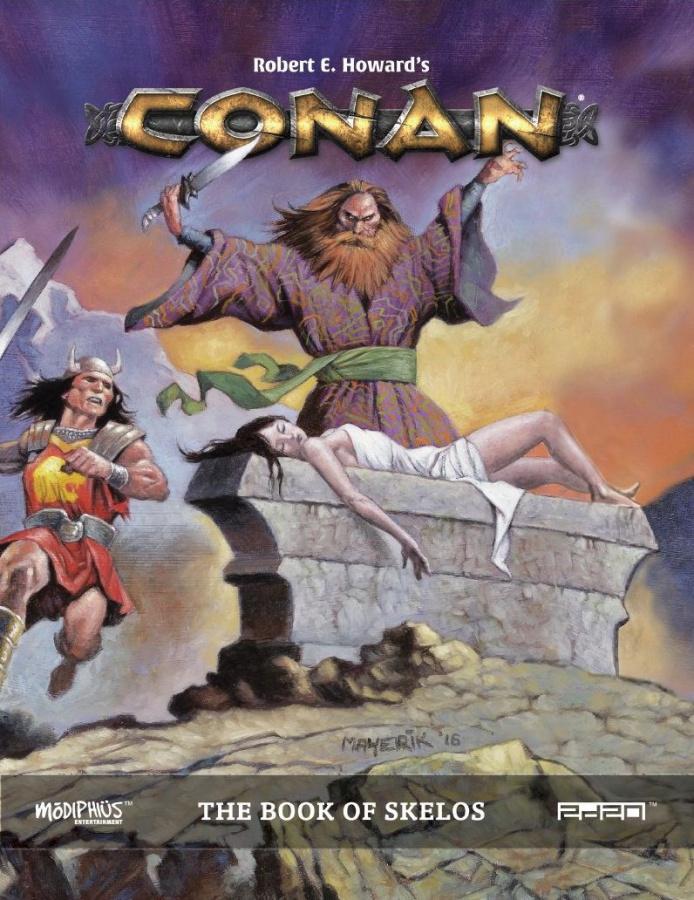 Conan RPG: The Book of Skelos