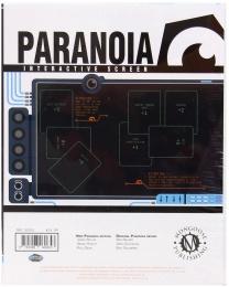 Paranoia: Interactive Screen