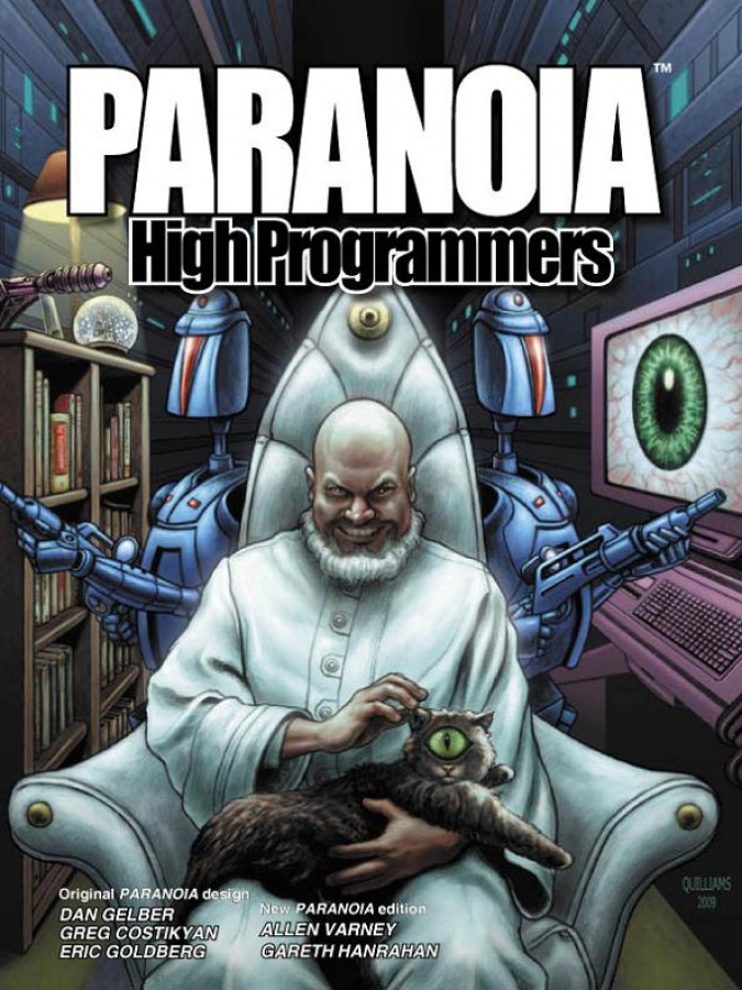 Paranoia: High Programmers
