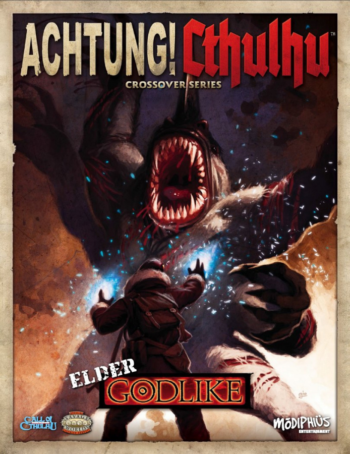 Achtung! Cthulhu: Crossover Series - Elder Godlike