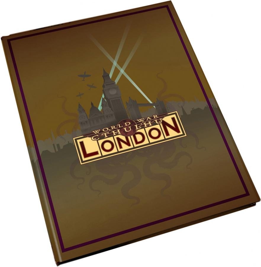 World War Cthulhu - London