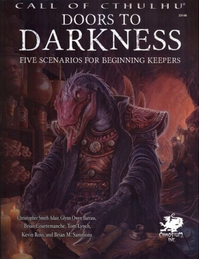 Call of Cthulhu 7th Edition - Doors To Darkness