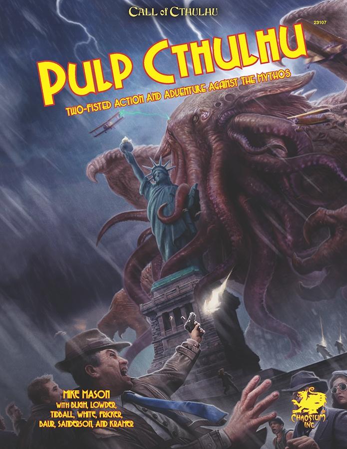 Call of Cthulhu: Pulp Cthulhu