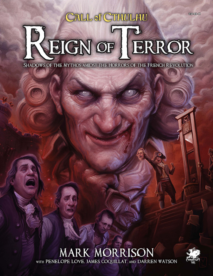 Call of Cthulhu 7th Edition - Reign of Terror