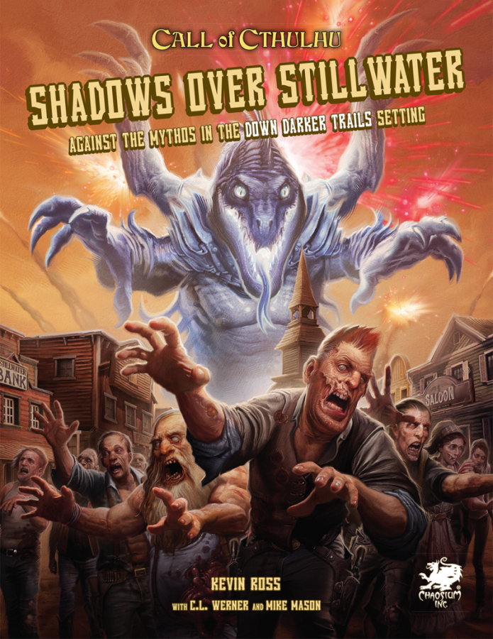 Call of Cthulhu 7th Edition - Shadows over Stillwater