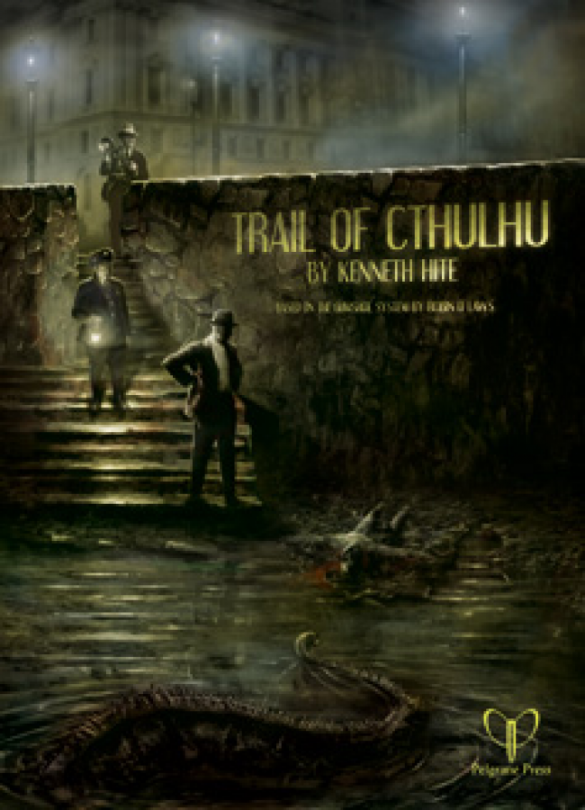 Trail of Cthulhu