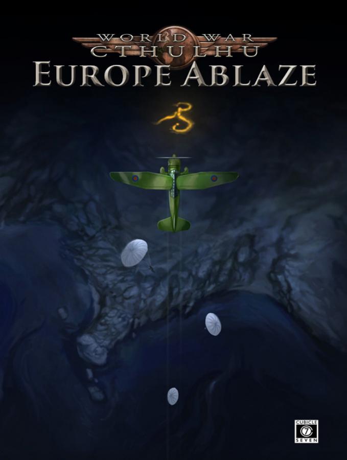 Call of Cthulhu - World War Cthulhu: Europe Ablaze