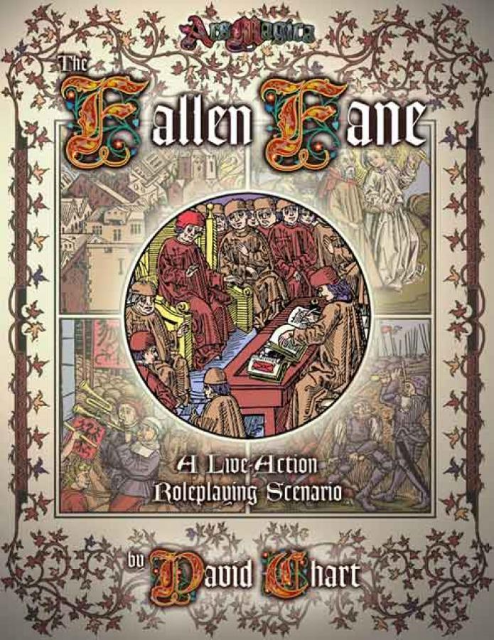 Ars Magica: The Fallen Fane An Ars Magica Live-Action Scenario