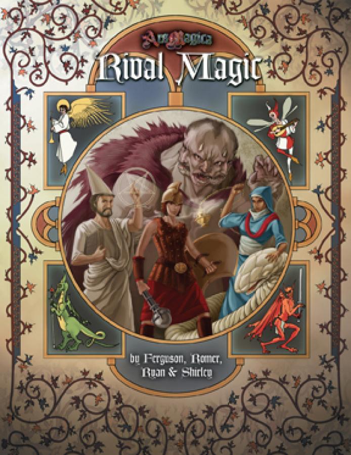 Ars Magica: Rival Magic