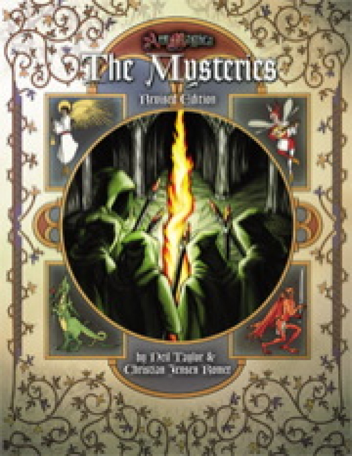 Ars Magica: The Mysteries