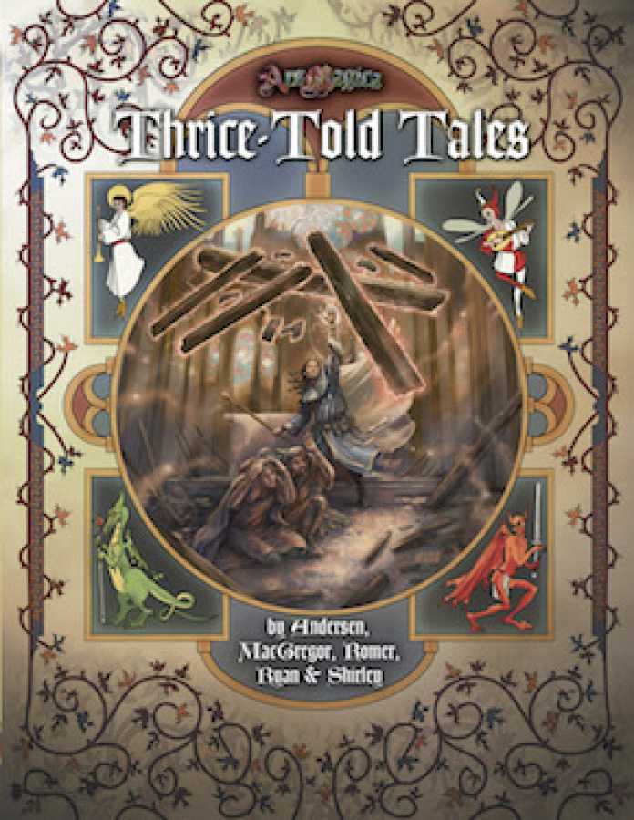 Ars Magica: Thrice-Told Tales
