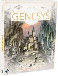 Genesys RPG: A Narrative Dice System Core Rulebook