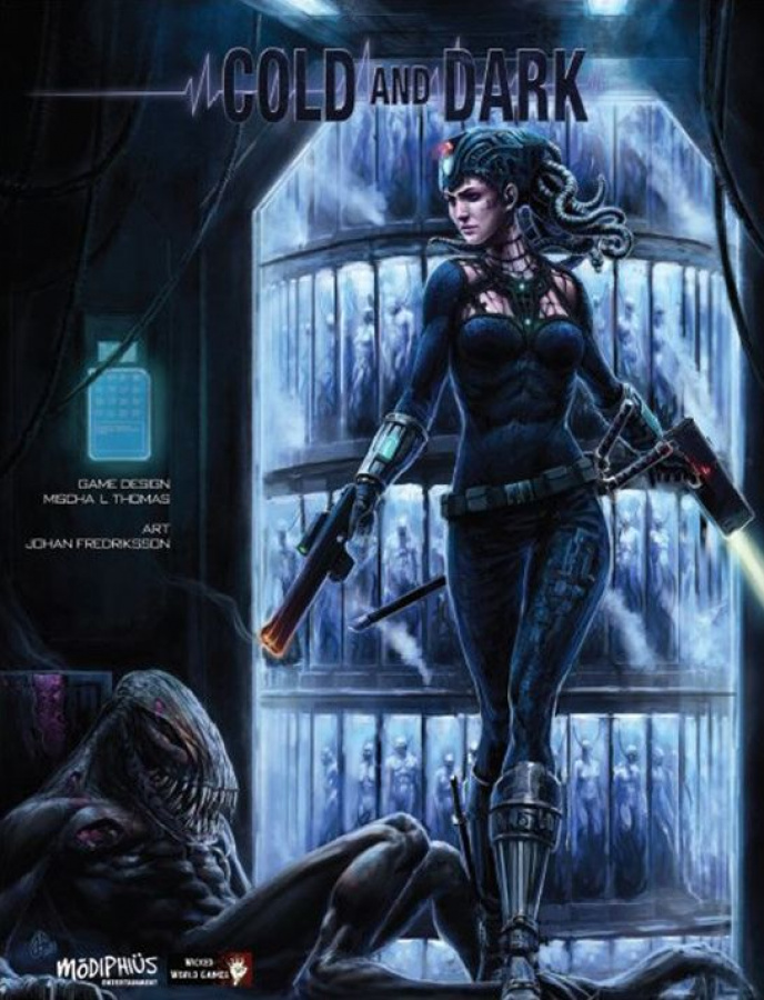 Cold & Dark: Core Rulebook